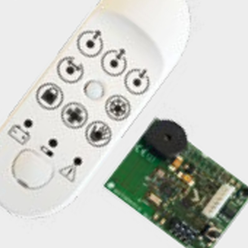 Selettore Basic a led wireless a frequenza 868MHz