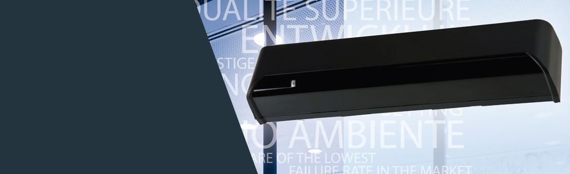 OA-Axis di Optex è il nuovo sensore per porte standard a raggi infrarossi attivi